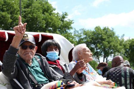 Survivors of Tulsa Race Massacre Remember as Biden Marks 100th Anniversary