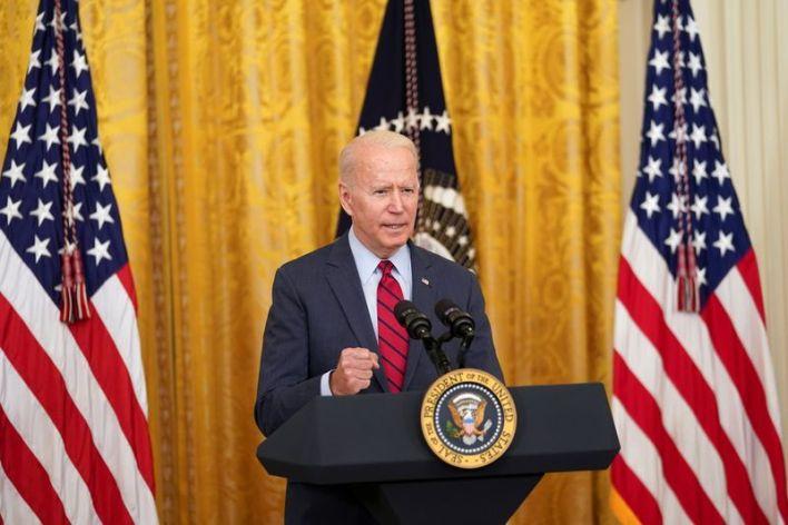 In Wisconsin, Biden says infrastructure plan would create millions of jobs