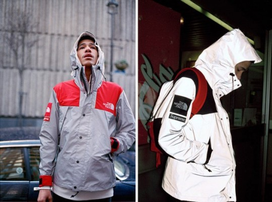 Supreme x The North Face SpringSummer 2013 CollectionI Like