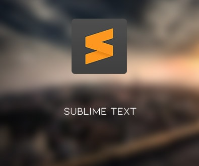Sublime Text 3.2.2 Full (Win/macOS)