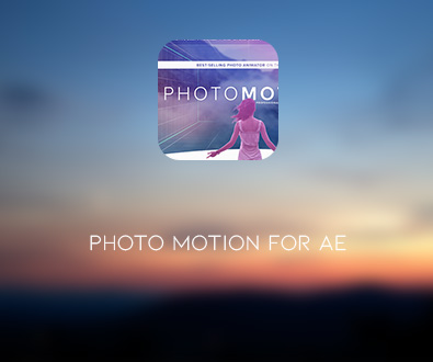 PHOTO MOTION 1.5 For AFTER EFFECTS