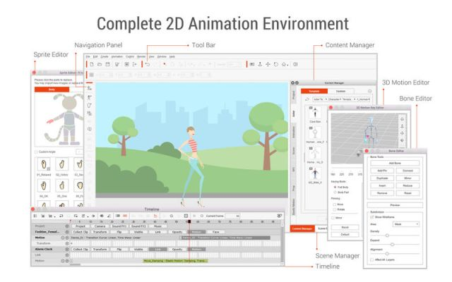 CrazyTalk Animator 3.31 Pipeline + Resource Pack