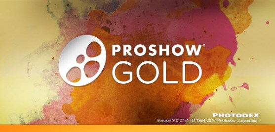 Photodex ProShow Gold logo