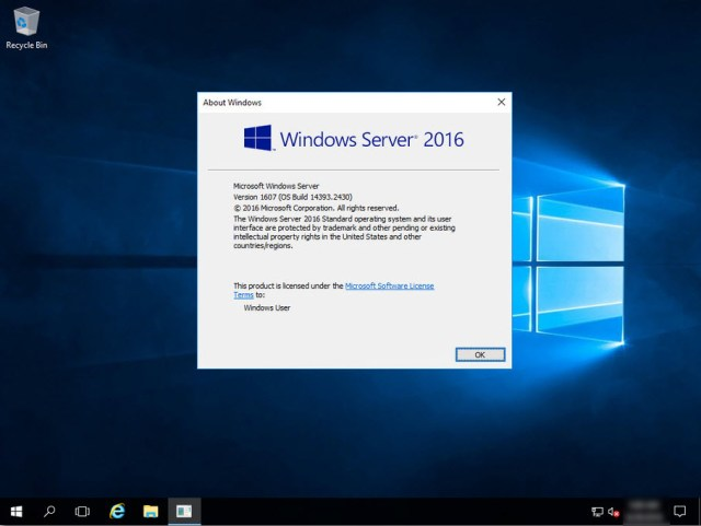 Windows <strong>Server</strong> 2016 Standard & Datacenter Pre-Activated ISO