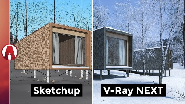 VRay Next 4.20.01 for SketchUp 2015-2020