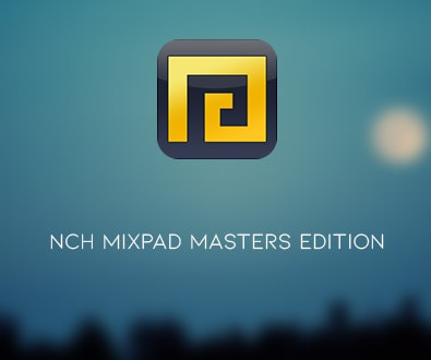 NCH MixPad Masters Edition 5.43