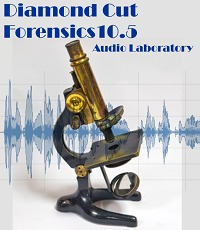Diamond Cut Forensics Audio Laboratory 10.52
