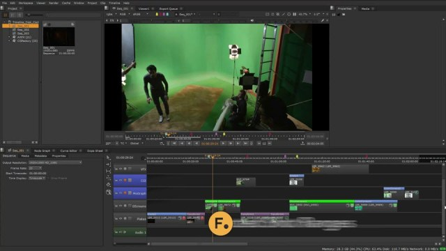 The Foundry Nuke Studio 12.1v1