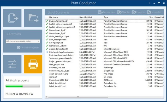 Print Conductor 7.0
