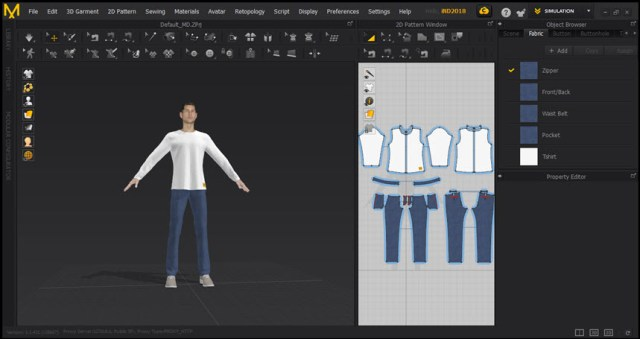 Marvelous Designer 9 Enterprise v5.1.431.28667