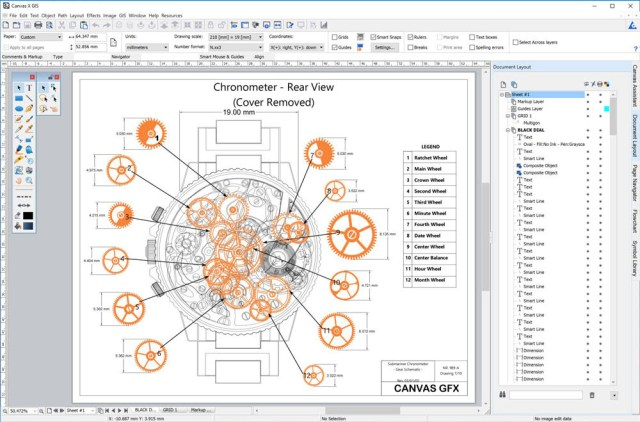Canvas X GIS 2020 v20.0 Full