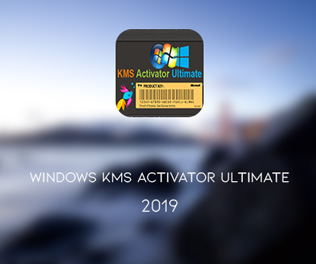 Windows KMS Activator Ultimate 2019 v4.9