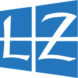 LZ-WINDOWS 10 logo