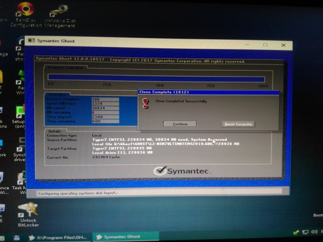 LZ-WINDOWS 7 Ultimate