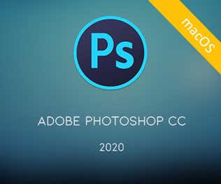 Adobe Photoshop 2020 macOS