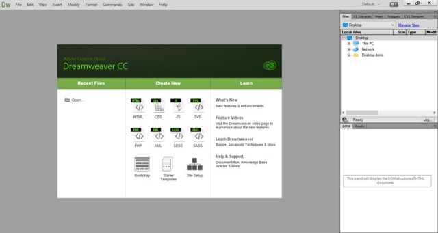 Adobe Dreamweaver CC 2015 v16.1.3