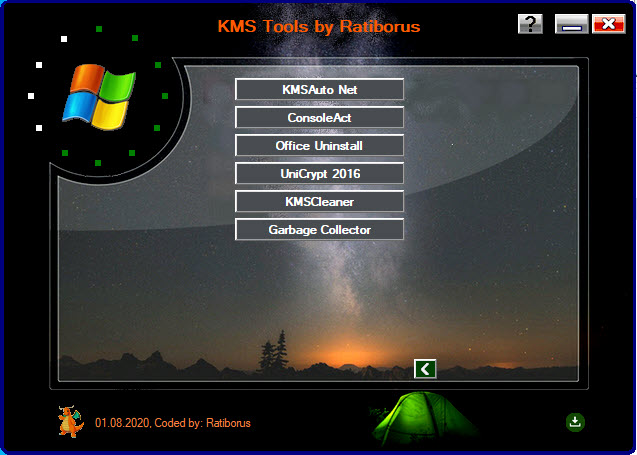 Ratiborus KMS Tools 01.08.2020
