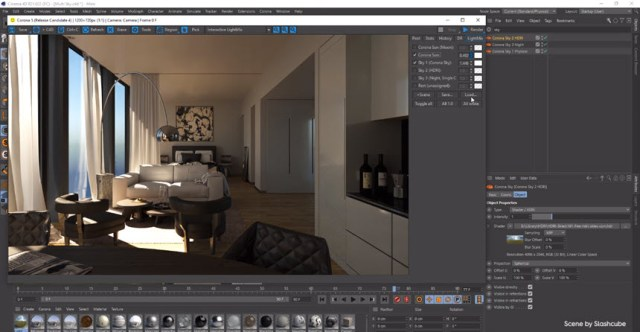 Corona Renderer 5 Hotfix 2  for 3ds Max 2013 – 2021