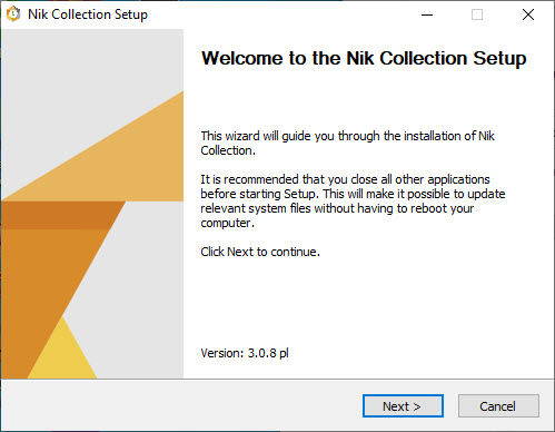 Nik Collection by DxO 3.0.8