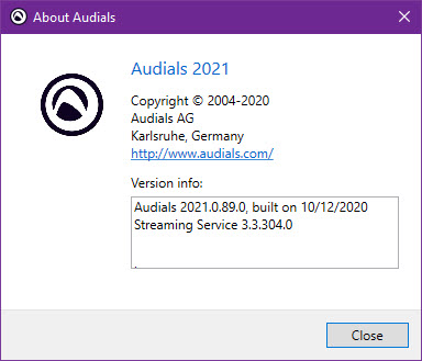 Audials One 2021.0.89.0