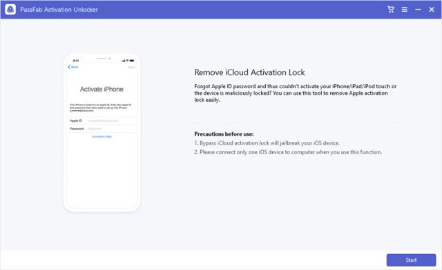 PassFab Activation Unlocker 1.0.0.19