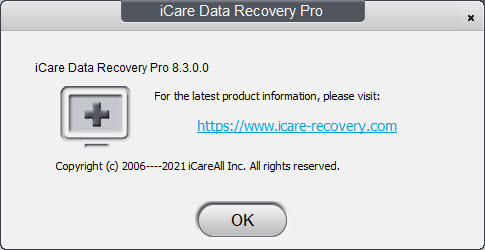 iCare Data Recovery Pro 8.3.0