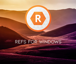 ReFS for Windows