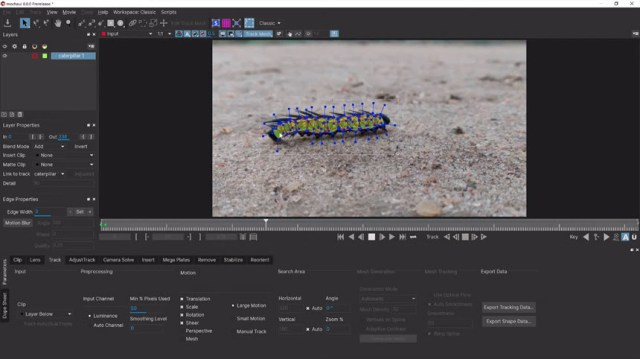 Boris FX Mocha Pro 2021 v8.0.0 Build 613