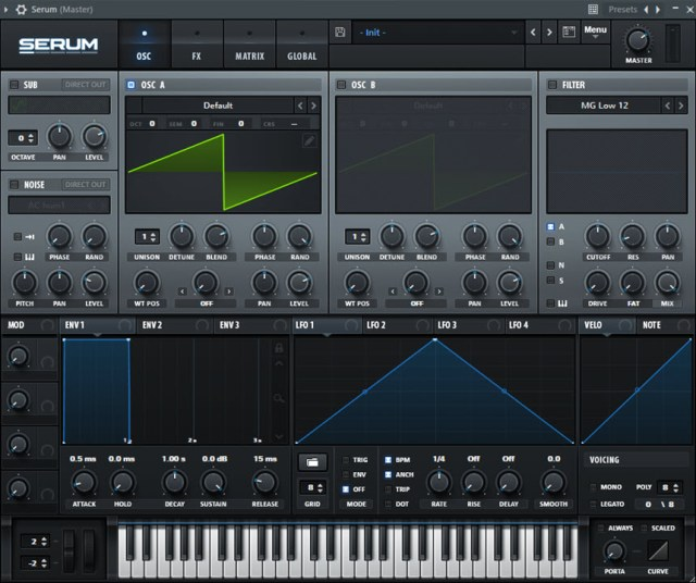 Xfer Records Serum & FX v1.33b4 Rev3