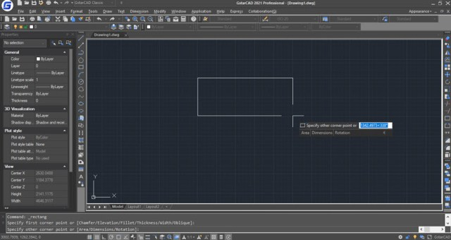 GstarCAD 2021 Professional Build 201015