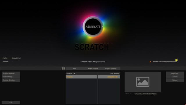Assimilate Scratch 9.3 Build 1049