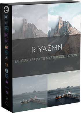 Riyazmn - LUTs and Presets Master Collection