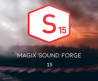 MAGIX SOUND FORGE Audio Studio 15