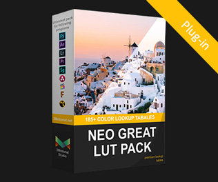 FilterGrade - 3Motional Neo Great PRO LUTs Bundle