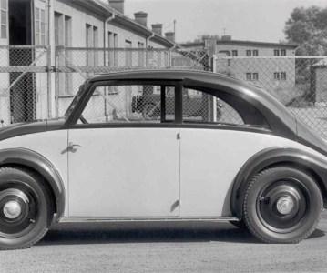 Таинственный Жук. Неизвестные странички истории VW Beetle