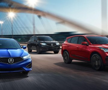 Acura ILX 2019 года обвалила цены в премиум-сегменте