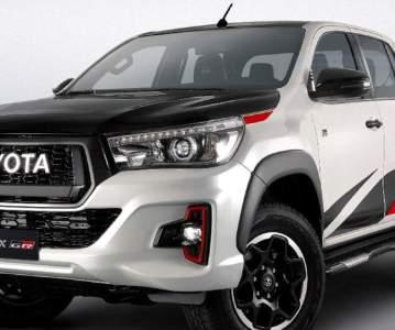 Toyota Hilux GR Sport будет продаваться в Латинской Америке