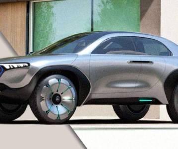 Концепт Baby Benz сможет заменить Smart?