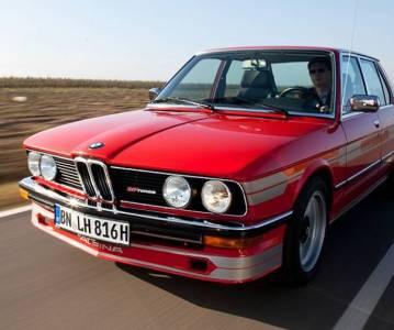Странички истории: BMW Alpina B7 Turbo/1. Самый быстрый седан 80-х