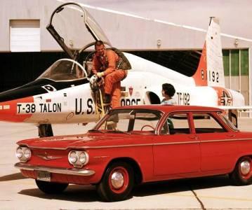 Прекрасен на любой скорости. История Chevrolet Corvair
