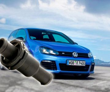Замена термостата DSG6 VW Golf 6, Octavia A5. Не греется двигатель