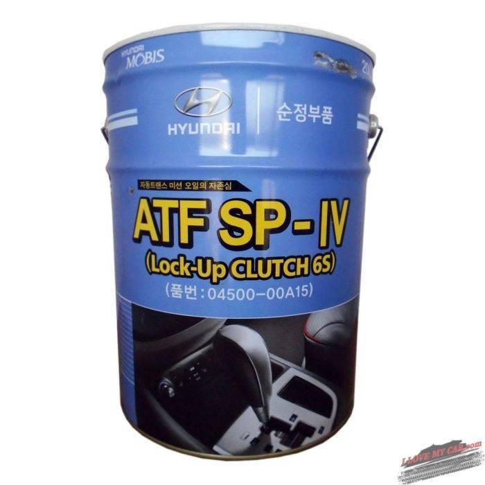 масло в акпп A6MF1