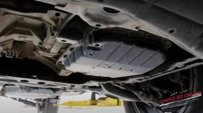 поддон Toyota RAV4