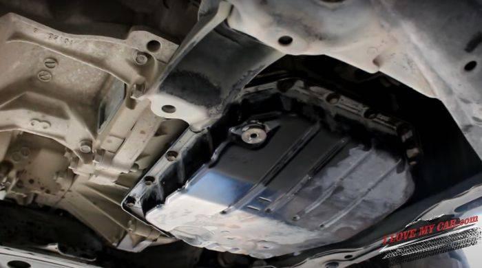 поддон вариатора Toyota RAV4