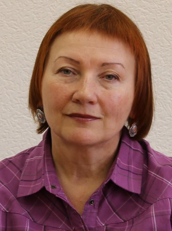 Солодова Галина Сергеевна