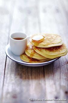 Pancakes américains classiques