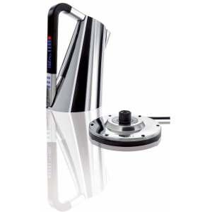 Casa Bugatti Kettle VERA - Chrome Silver