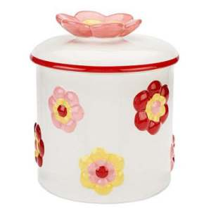 "Cake Boss Cookie Jar "" Groovy Girl """