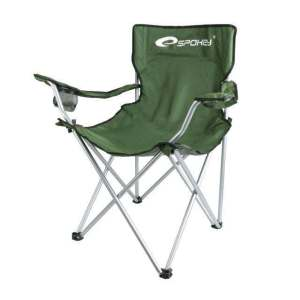 Spokey Camp Chair Fisher Green