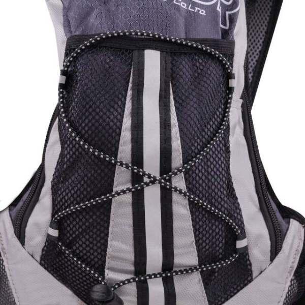 Spokey Captor Cycling Jogging Backpack 2L. Grey